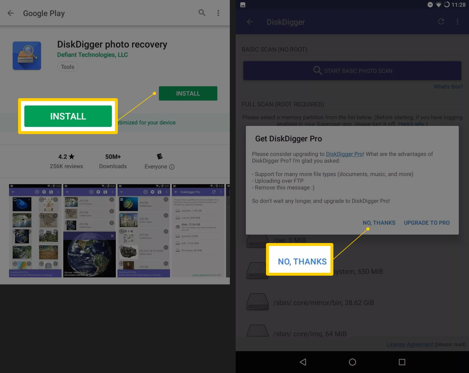 How to Recover Deleted Videos From Your Android Phone or Tablet