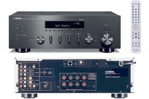 Yamaha's R-N602 Stereo Receiver