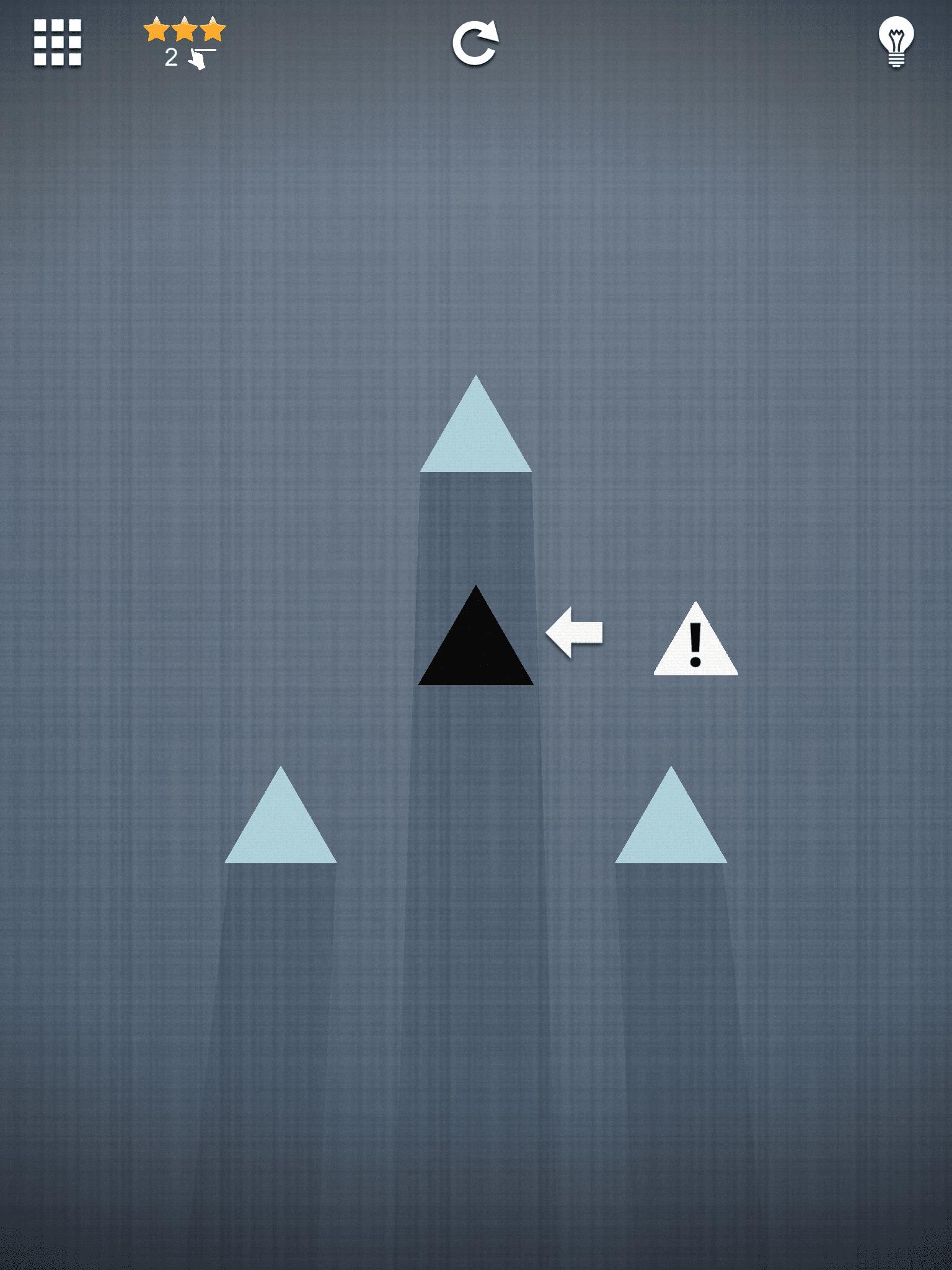 Screenshot of Shatterbrain- Physics Puzzles