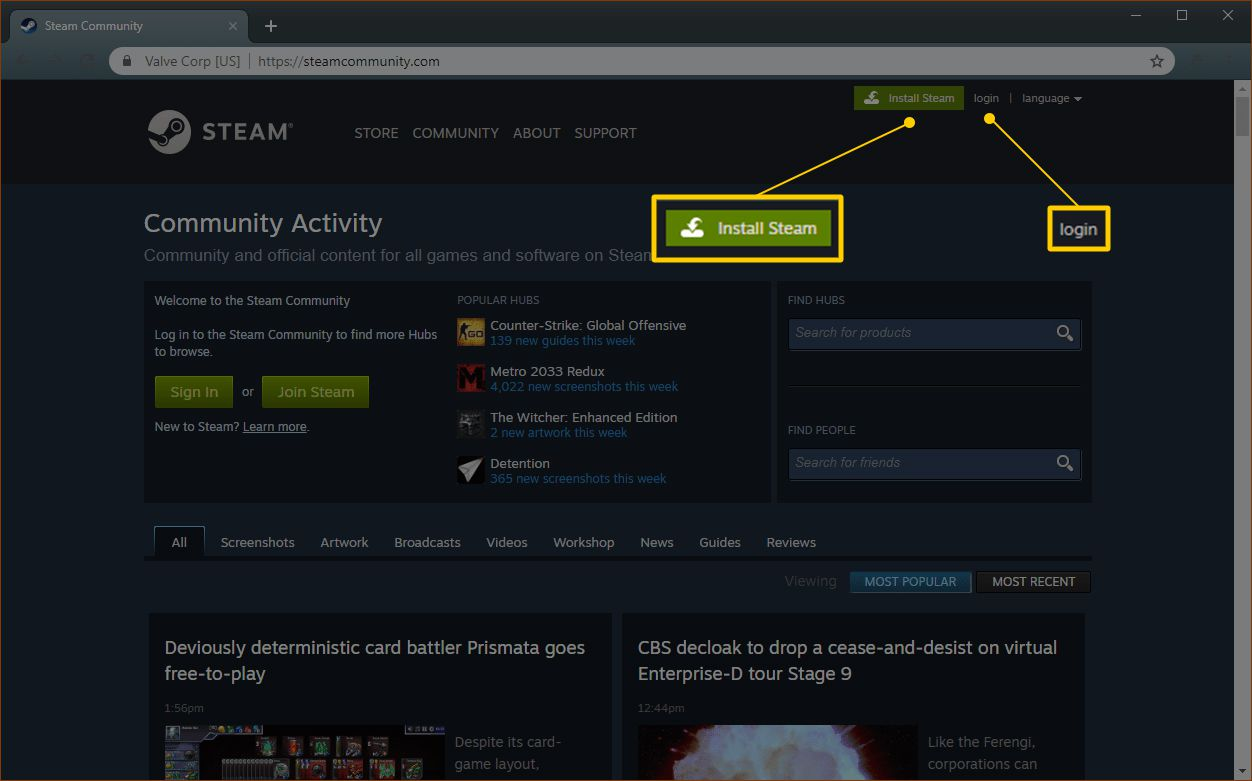 What is Steam Chat?