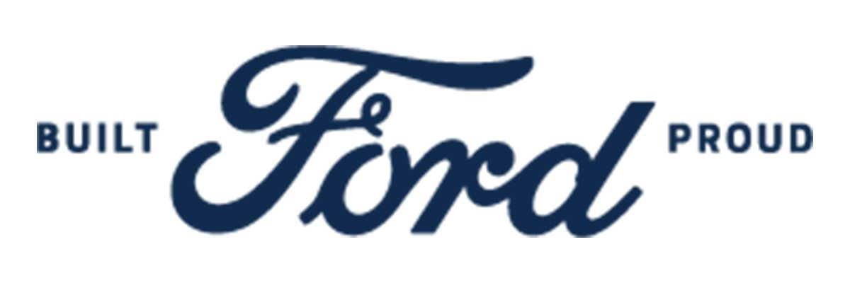 Ford logo saying Build Ford Proud