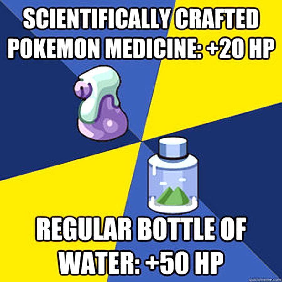 Funny Pokemon Video Game Meme