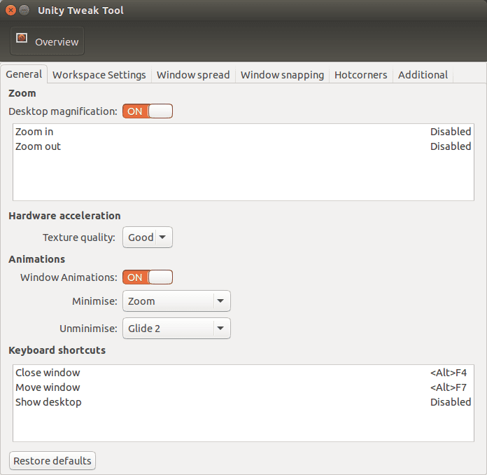 How to Customize Ubuntu With the Unity Tweak Tool