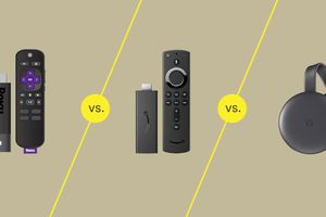 Roku Stick vs Fire Stick vs Chromecast