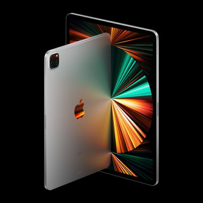 2021 M1 iPad Pro