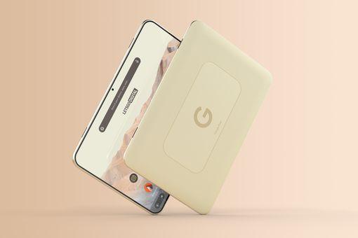 Google Pixel Tablet render
