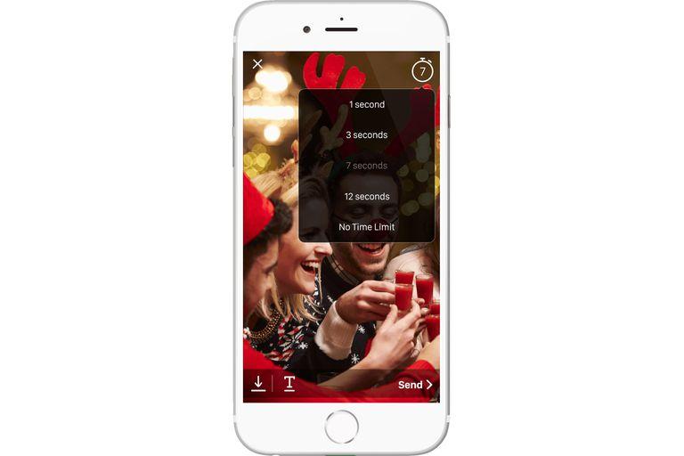 Viber Wink on iOS