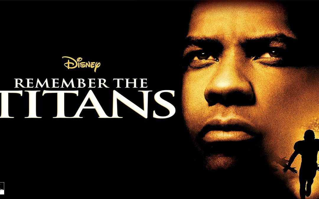 Remember the Titans promotional poster