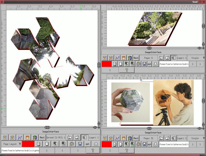 Laidout desktop publishing software