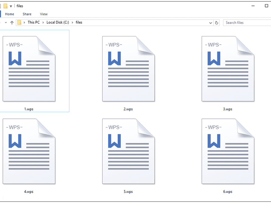 WPS File (What It Is & How to Open One)