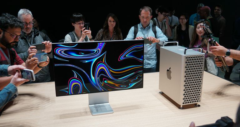 Apple's new Mac Pro at WWDC 2019