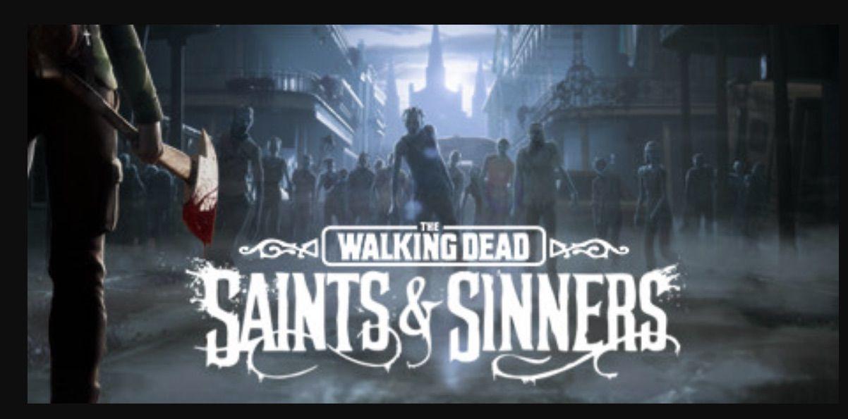 Screenshot of Walking Dead Saints and Sinners VR game