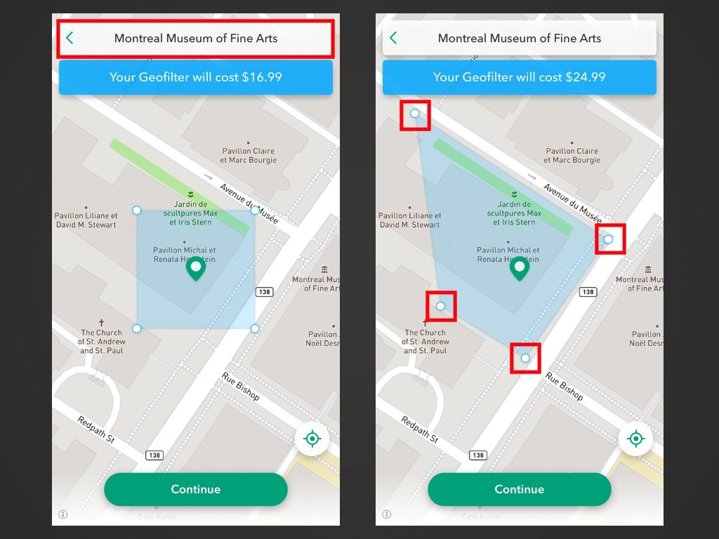 How to Create a Geofence in Snapchat