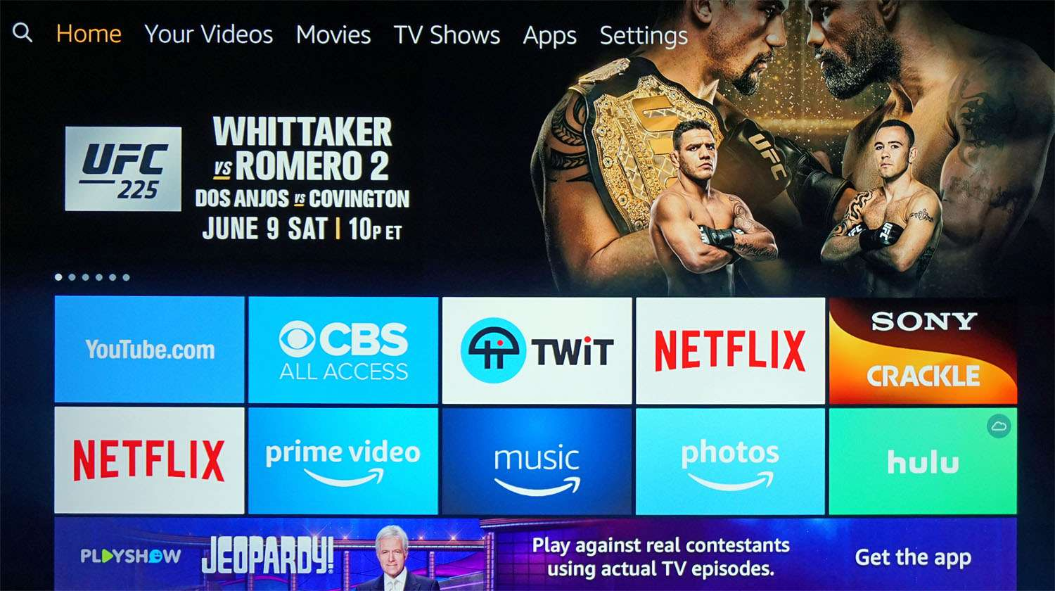 The Amazon Fire Tv Stick Review Directv Wireless Wiring Diagram Home Page Example