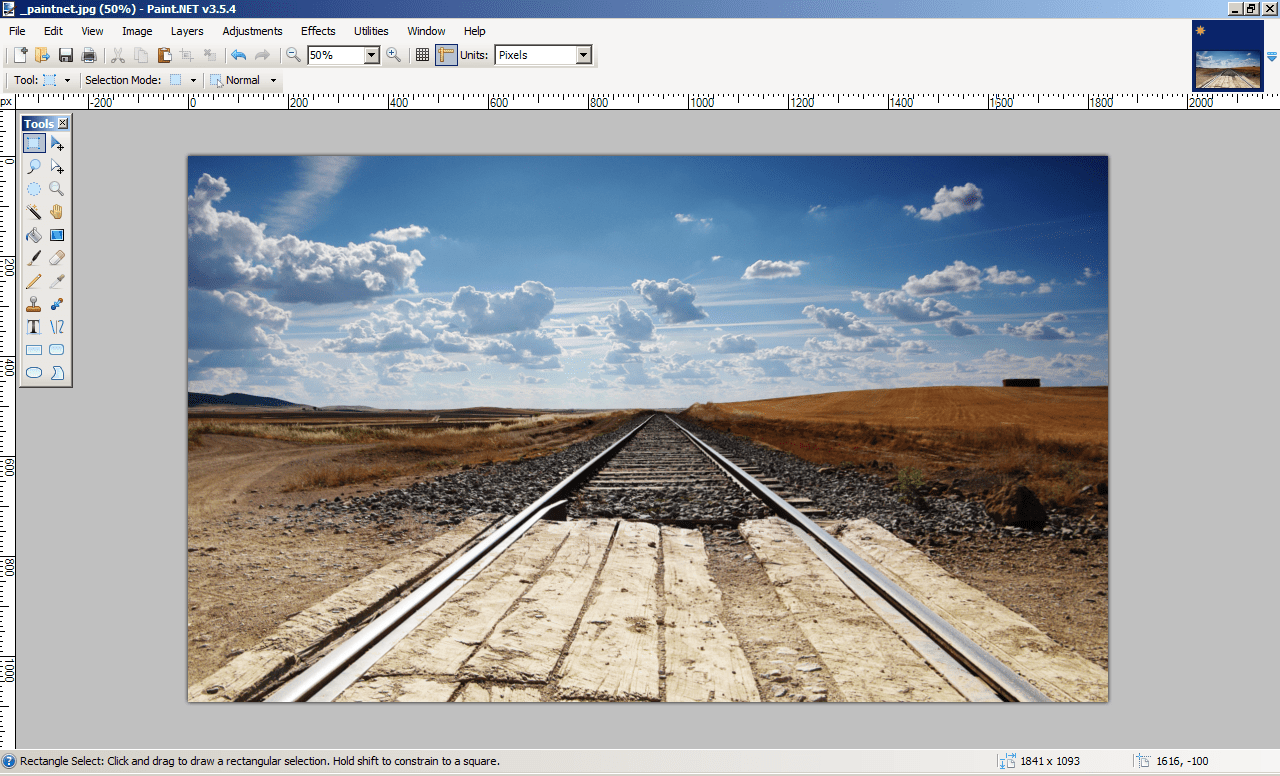 Paint.NET Free Image Editor Review and Rating
