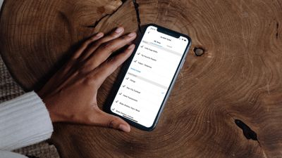 Alarm sounds in the Alexa app on iPhone