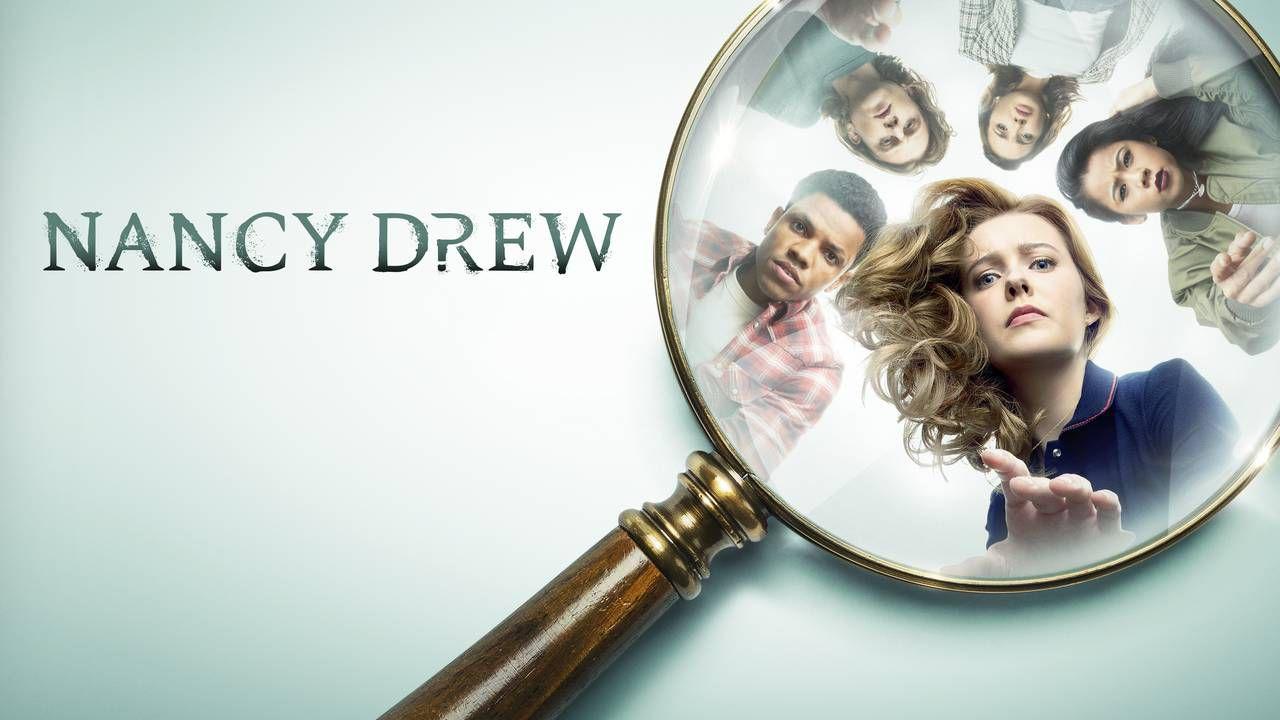 The cast of Nancy Drew 2019