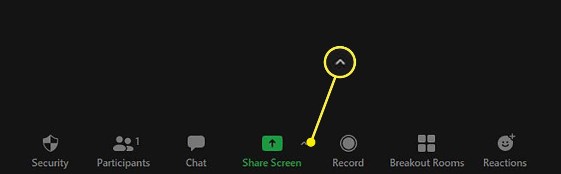 How to Share a Screen on Zoom