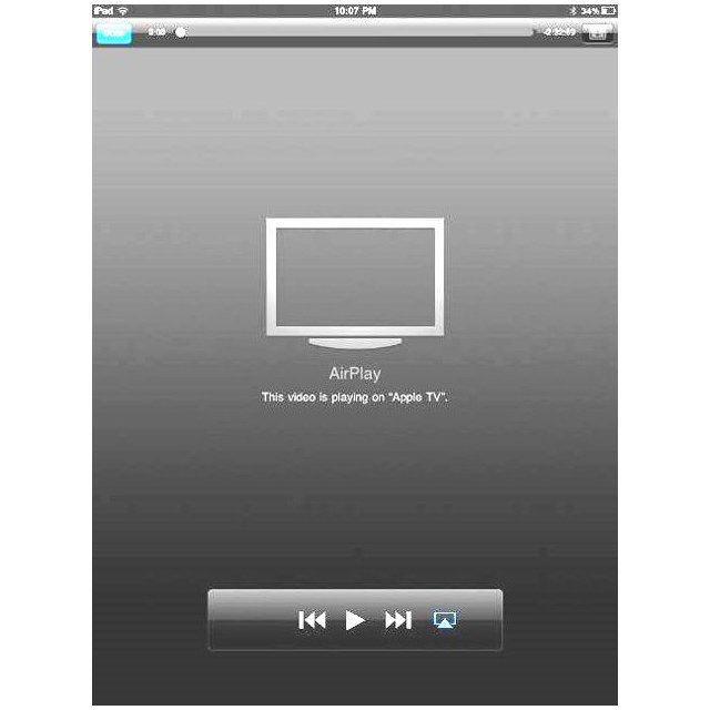 Apple AirPlay and Third Party Apps for Streaming Content
