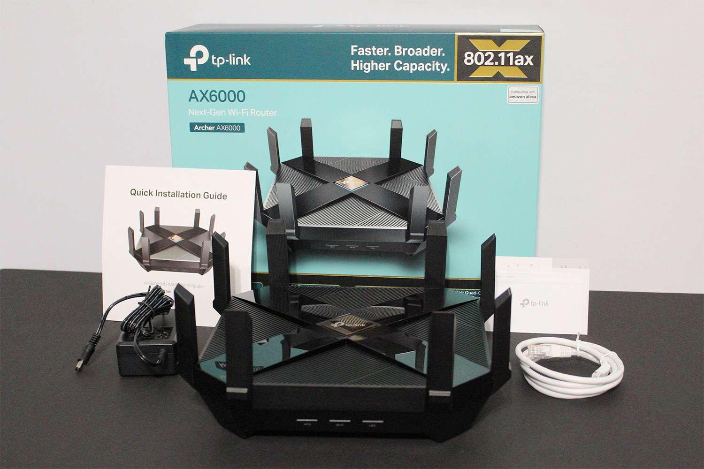 TP-Link Archer AX6000