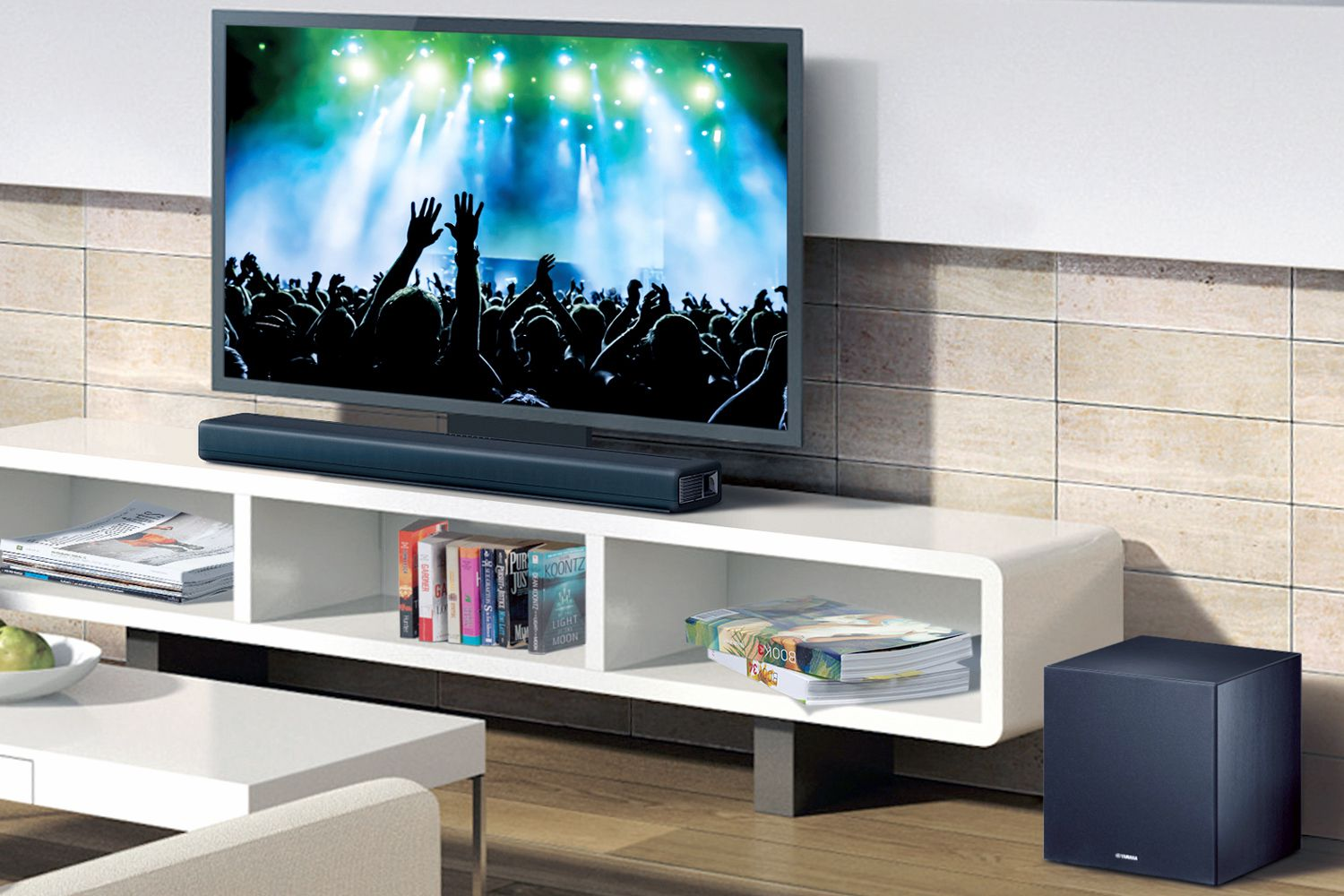 Sound Bars Get Better Audio For Your Tv