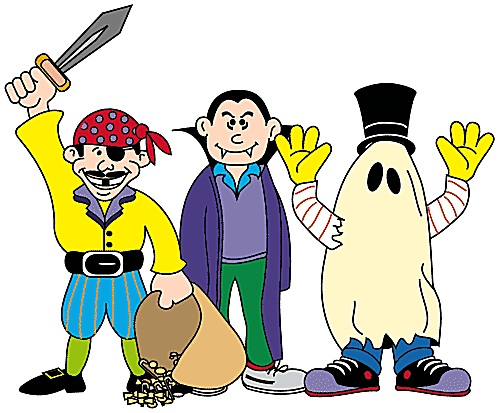 free halloween clip art for your mac