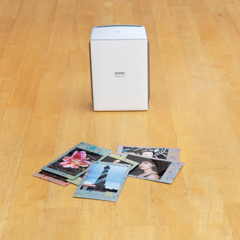 Fujifilm instax SHARE Smartphone Printer SP-2