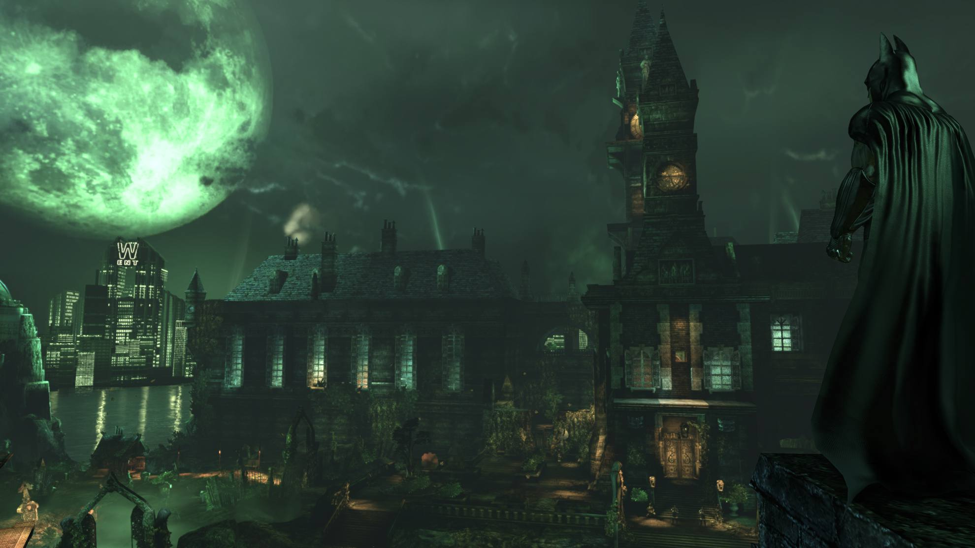 Return To Arkham Ranking The Games In Best Batman Franchise Ever