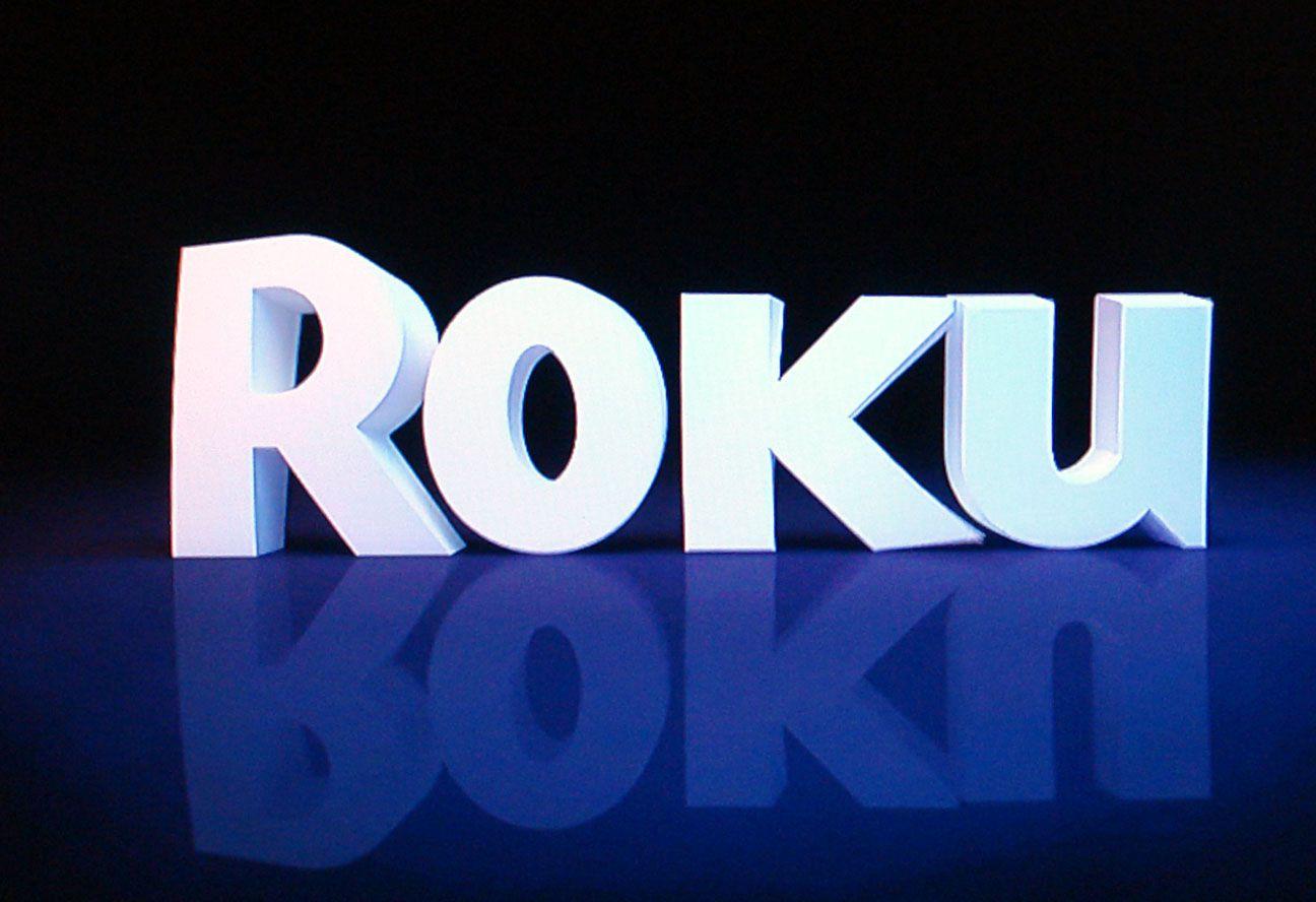 Roku 3600R Streaming Stick - Splash Logo