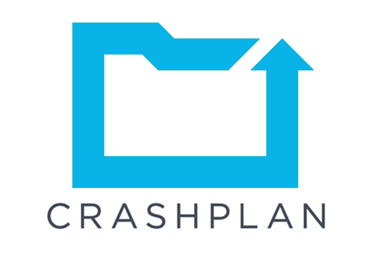 Screenshot of the CrashPlan PRO logo