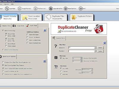 Screenshot of Duplicate Cleaner