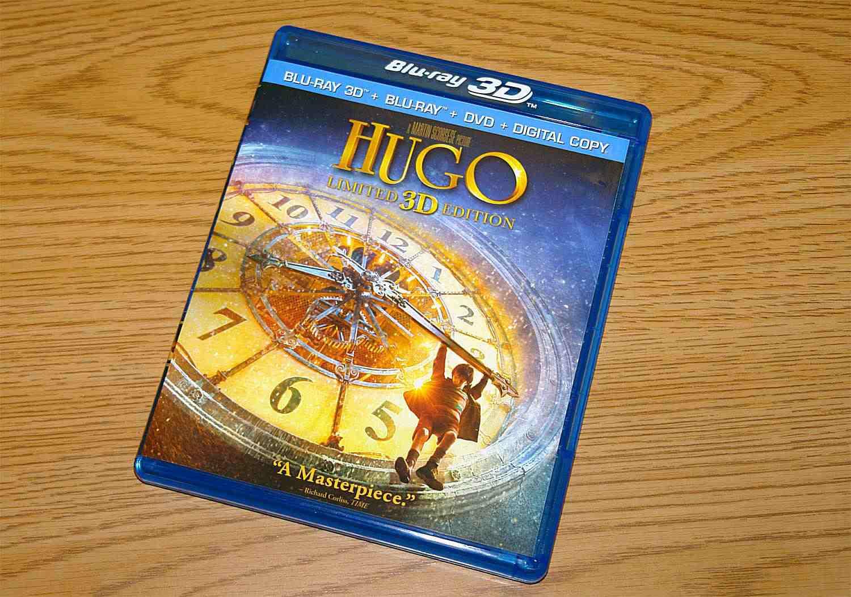 Hugo - 3D Blu-ray Disc