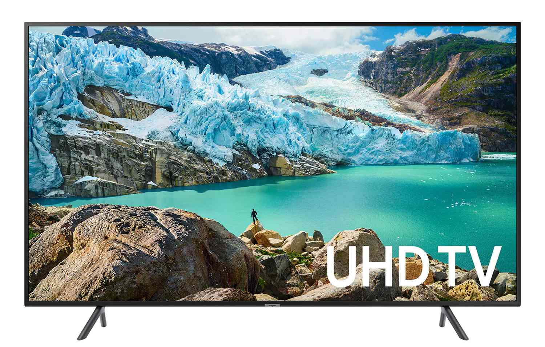Samsung UHD TV Example