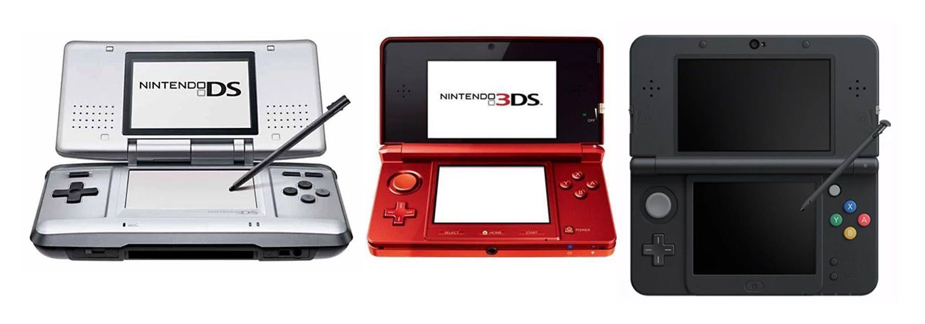 Nintendo DS Family