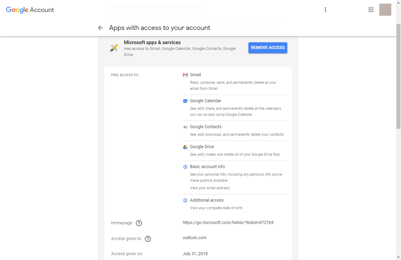 Access My Gmail Inbox how to find out who (or what) is accessing your gmail