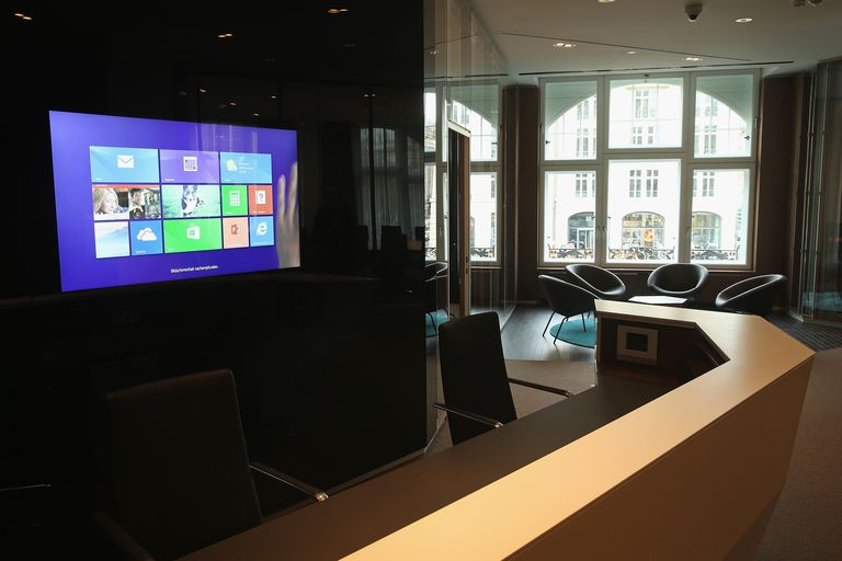 Microsoft Berlin Center (2013)