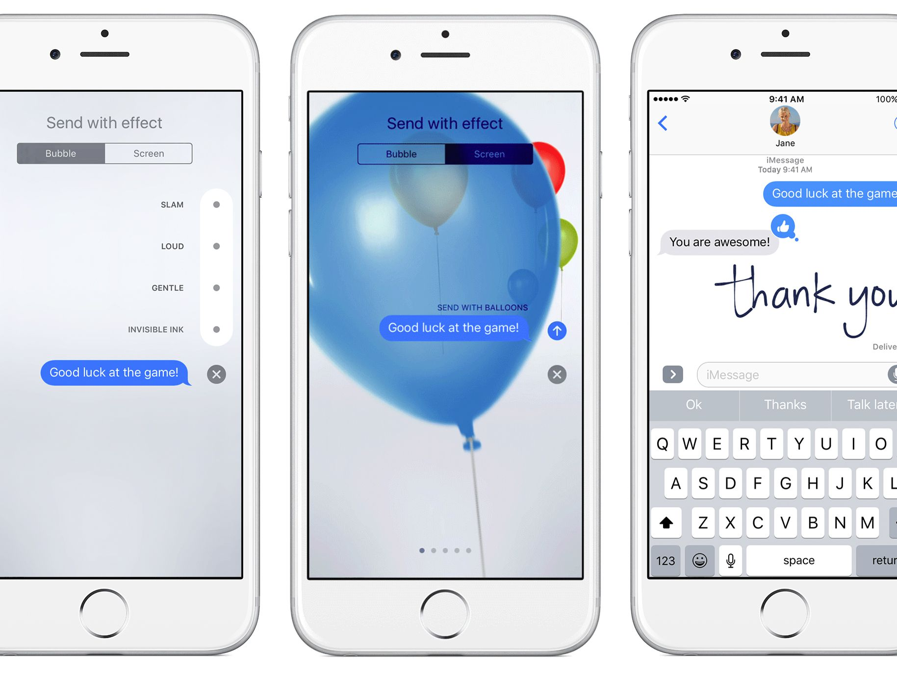 All About Messages, the iPhone Texting App