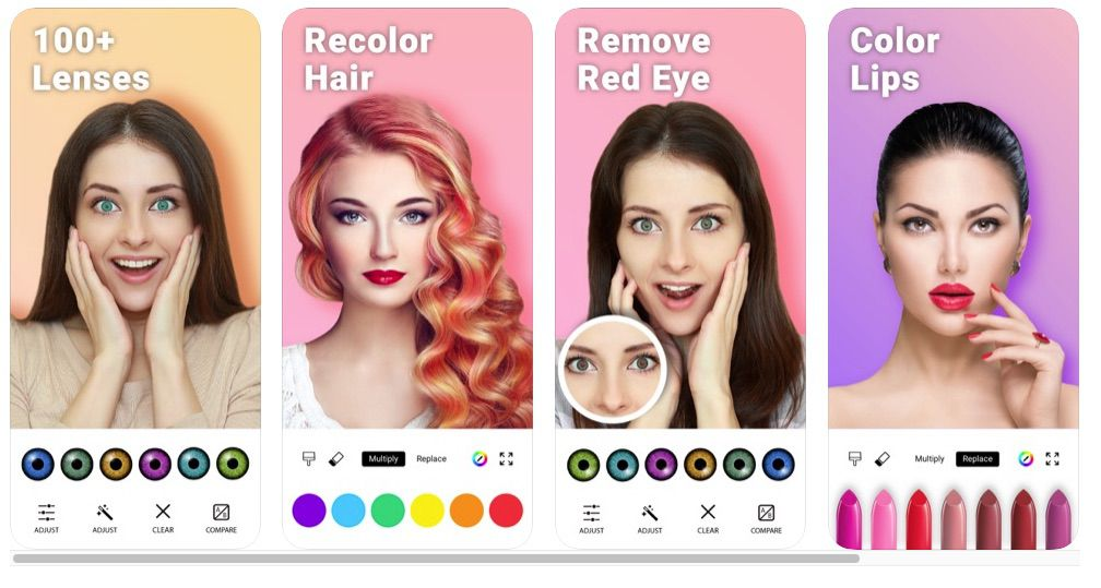 8 Best Apps to Change Your Eye Color