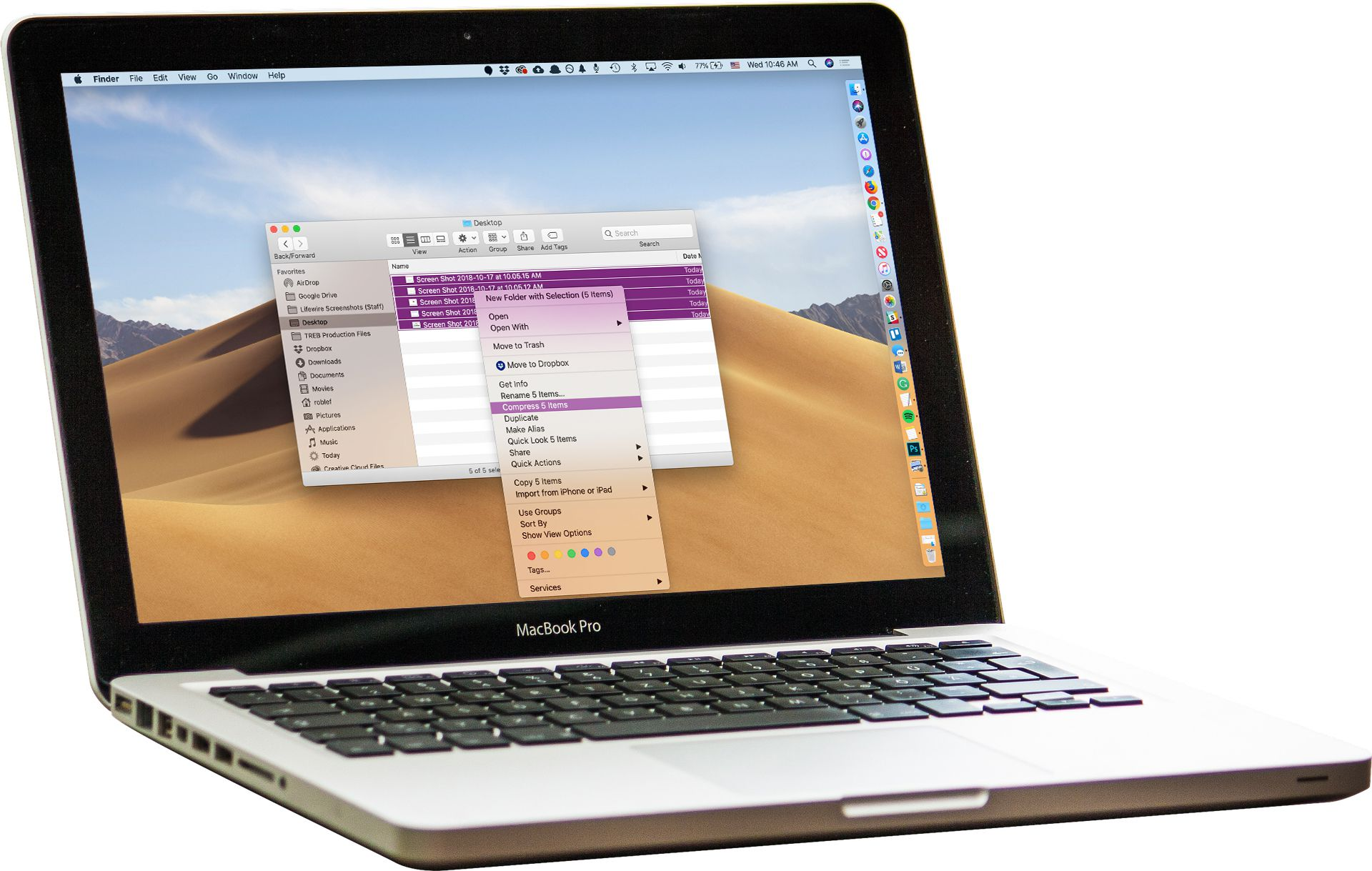 How to Zip and Unzip Files and Folders on a Mac