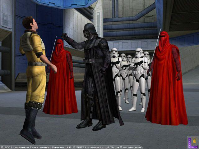 Star Wars Galaxies - Darth Vader