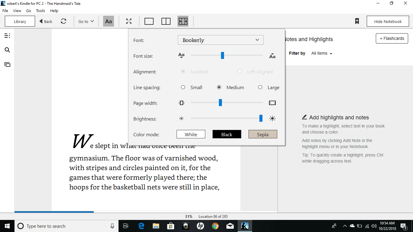 How To Use The Kindle App For Pc
