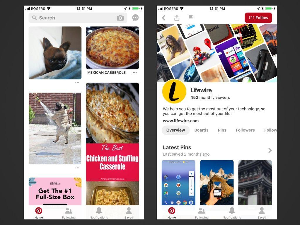 pinterest app for windows 10 laptop
