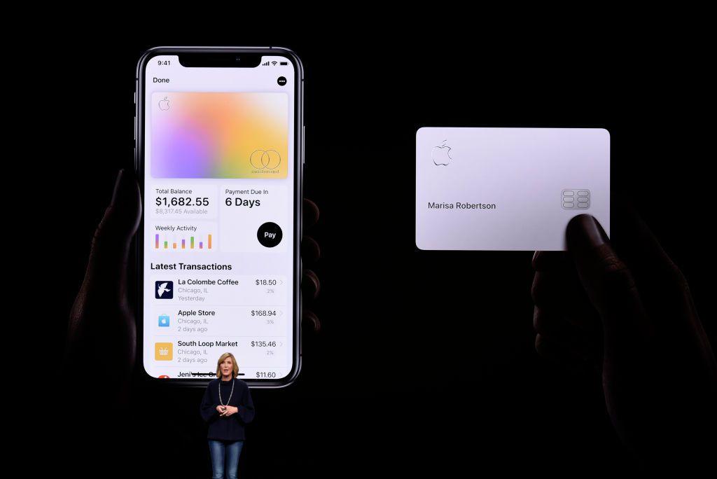 Apple Card Demonstration