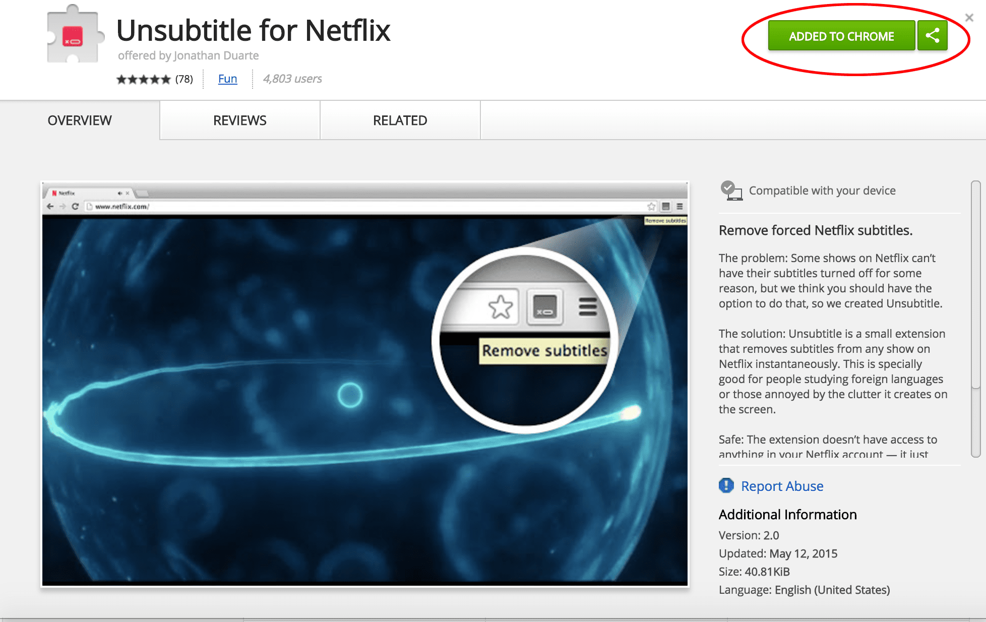 How to Turn off Subtitles on Netflix