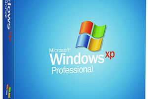 Windows XP Professional Boxshot