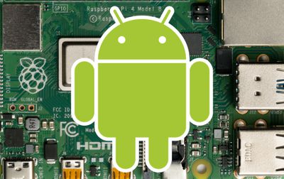 Android on the Raspberry Pi