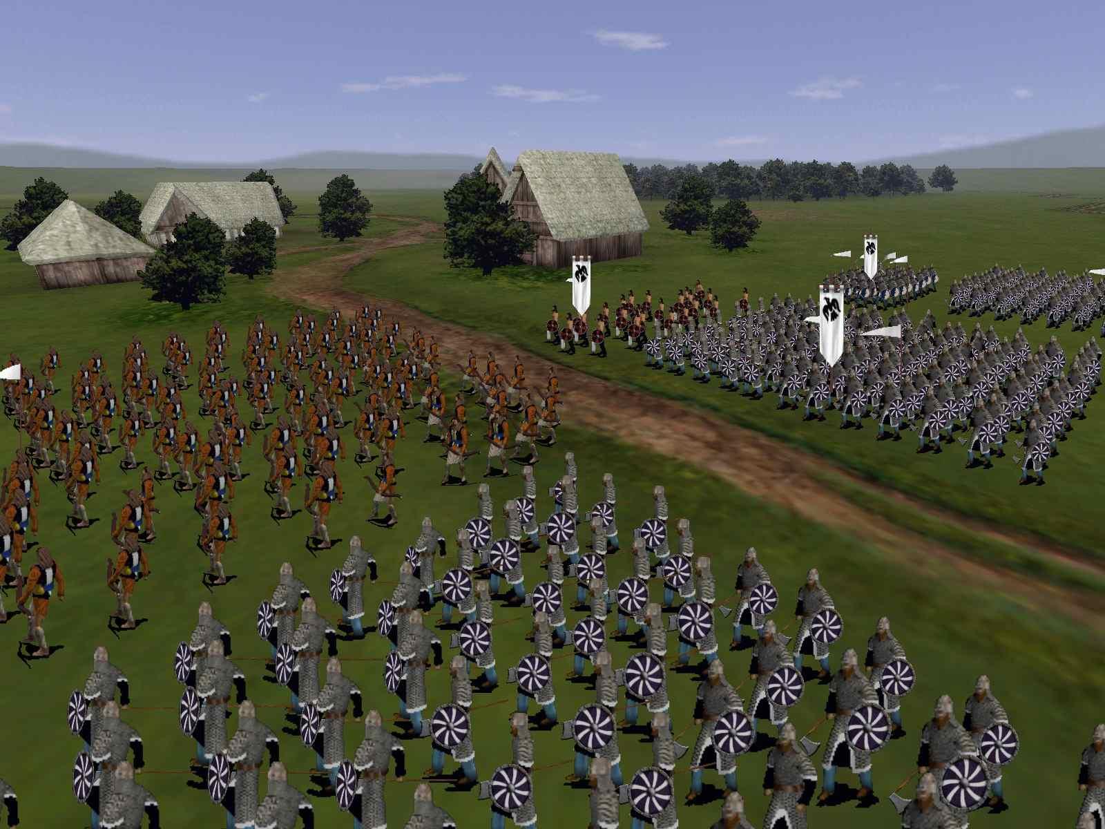 Medieval: Total War Viking Invasion