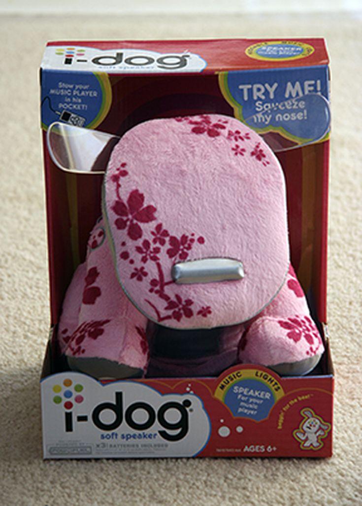Hasbro I Dog Soft Speaker