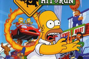 The Simpsons: Hit & Run for Nintendo Gamecube