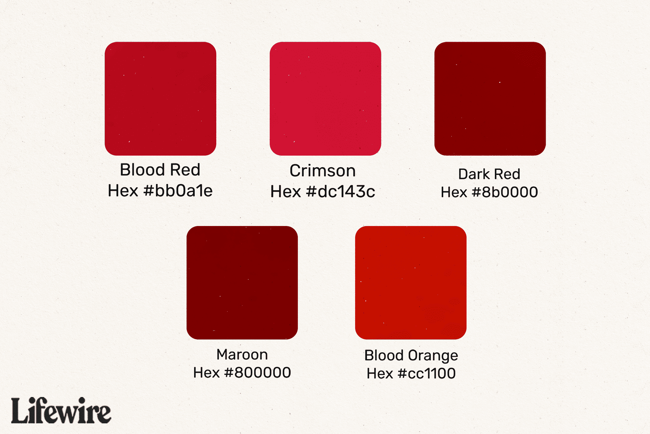 what color is blood red and what is its symbolism what color is blood red and what is its